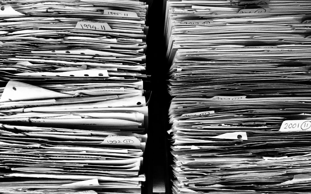 How Document Management Can Help Your Business